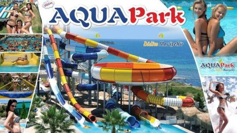 Didim Aquapark İndirimli Giriş Bileti