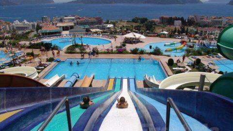 Marmaris Aqua Dream Aquapark İndirimli Giriş Bileti