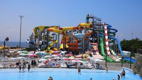 Tuzla Marina Aquapark Waterland Giriş Bileti