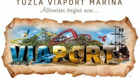 Tuzla Viaport Marina İndirimli Tema Park, Akvaryum, Aslan Park Biletleri