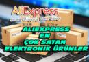 Aliexpress En Çok Satan Elektronik Ürünler