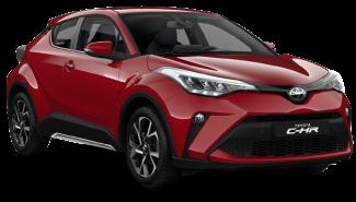 Yeni Toyota C-HR 2019 MYVersiyon Fiyat Listesi