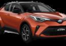 Yeni Toyota C-HR Hybrid 2019 MYVersiyon Fiyat Listesi